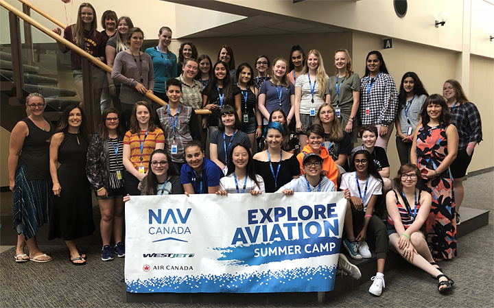 Summer Aviation Camp