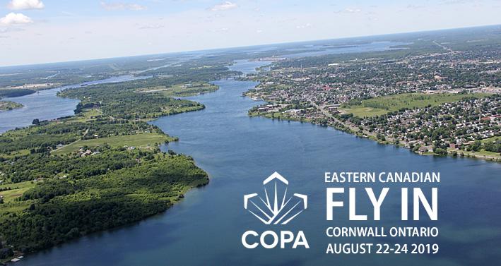 COPA Eastern Canadian Fly In