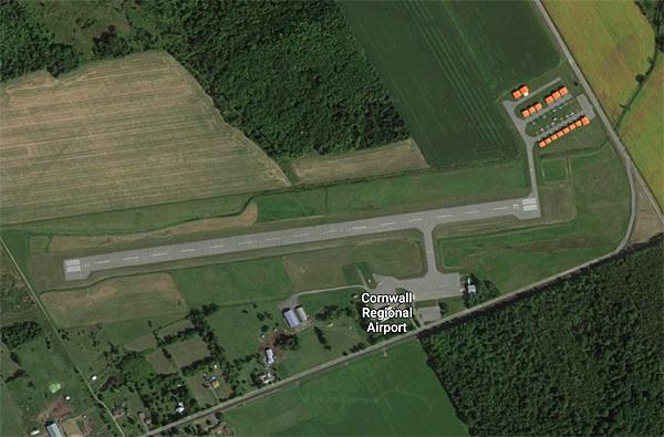 Cornwall Regional Airport